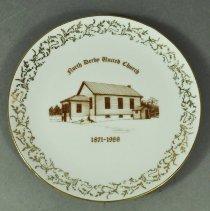 Image of 2014.029.005 - Plate, Commemorative