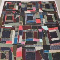 Image of 2014.025.001 - Quilt, Bed
