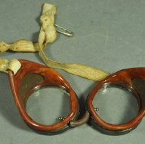 Image of Goggles - back