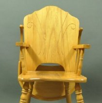 Image of Highchair - front 2