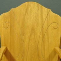 Image of Highchair - detail 1