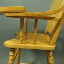 Image of Highchair - detail 2