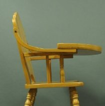 Image of Highchair - side