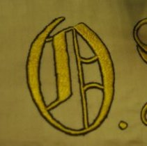 Image of Detail- embroidery