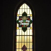Image of 2014.041.001abc - Window, Leaded