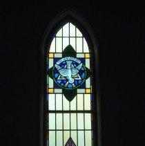 Image of 2014.041.008ab - Window, Leaded