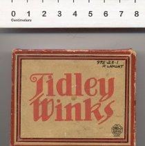 Image of 1975.023.001 - Set, Tiddlywinks