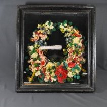 Image of 1959.019.003 - Wreath, Floral