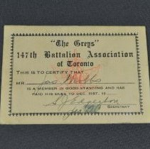 Image of Certification card