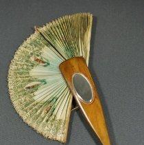 Image of 1976.007.001 - Fan, Hand