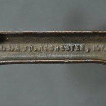 Image of Maker's mark detail