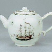 Image of R1967.1.23ab - Teapot