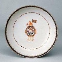 Image of R1967.1.9 - Dish, Saucer