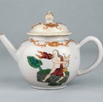 Image of R1996.3.2ab - Teapot