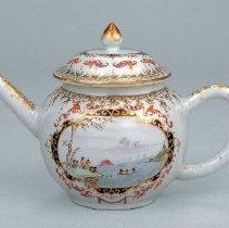 Image of R1999.1.2ab - Teapot