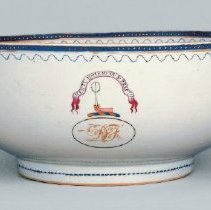 Image of R1999.8.6 - Bowl, Punch