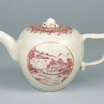 Image of R1989.2.36ab - Teapot