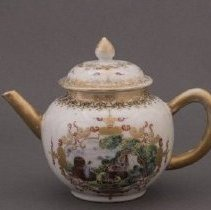Image of 2011.8.1ab - Teapot