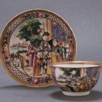 Image of 2012.36.1a - Bowl, Tea