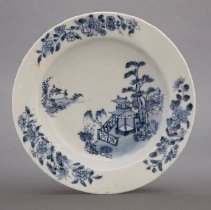 Image of R1986.2.10 - Plate, Soup