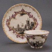 Image of R1974.1.55a - Bowl, Tea