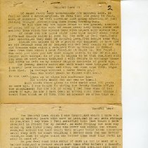 Image of A1074 - Papers, Personal