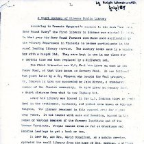 Image of A341 - Documents