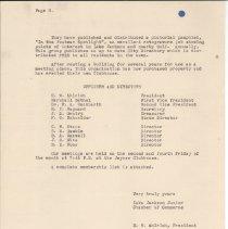 Image of 1984.18.3b - Letter