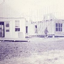 Image of House construction