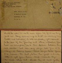 Image of William Perilman-Letter - Letter