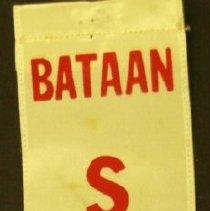 Image of Neil Iovino-Bataan Ribbon - Ribbon