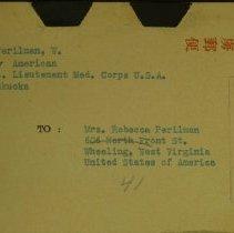 Image of William Perilman-Parcel - Postcard
