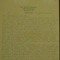 Image of William Perilman-Letterhe - Letter