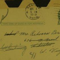 Image of William Perilman-Wrong Na - Postcard