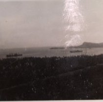 Image of Troia-4 ships on sea - Print, Photographic