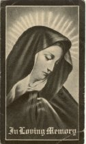 Image of 2002.03.94 - Card, Mourning