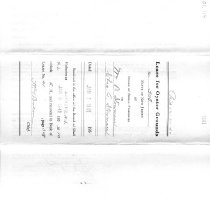 Image of Oyster Grounds Lease #308