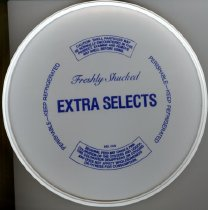 Image of 2004.14.3 - Can, Food-storage, Lid