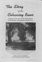 Image of Story of the Cohansey River