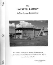 Image of The Oyster Barge