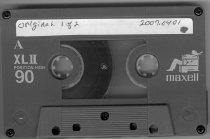 Image of 2007.04.01 - Cartridge, Tape