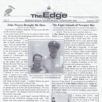 Image of Volume 3 of the Edge published 8/8/13