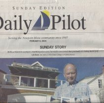 Image of Problems at Home - Daily Pilot article about the mansionizing of Island homes