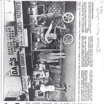 Image of Dad's Success is sweet on Balboa island - Copy of L A Times article about Dad's