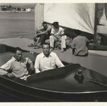 Image of Men in a Boat Photo - 2016.06.12