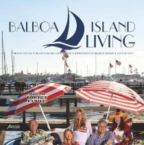 Image of Balboa Island Living, August 2017 - Balboa Island Living, August 2017.