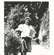 Image of Hanne Parks' Early Life Story - Storybook about Hanne Parks' early life.