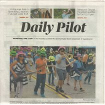 Image of Balboa Island Parade Articles - Balboa Island Parade newspaper articles.