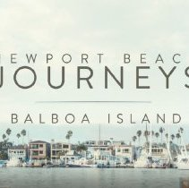 Image of Newport Beach Journeys: Balboa Island - 2017.79.01