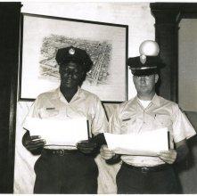 Image of 0120-006_01-10-002 - Firemen Alphonse Oswell and Glenn Harvey